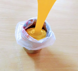 Instant crispy jalebi without yeast