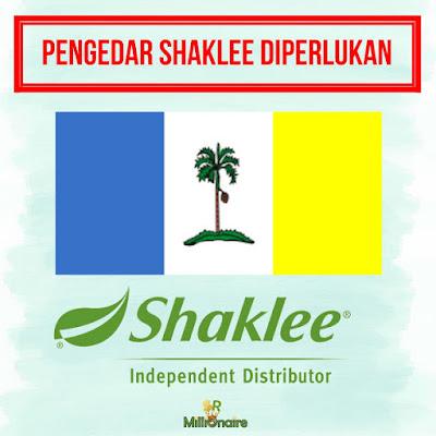 Pengedar Shaklee Pulau Pinang
