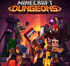 games yang lagi hits Minecraft: Dungeons