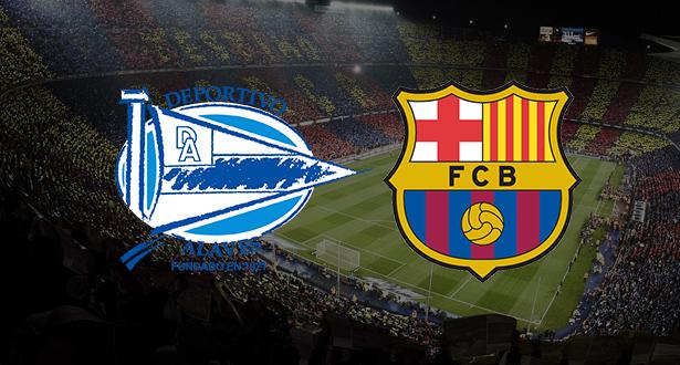 موعد مباراة برشلونة وديبورتيفو ألافيس بث مباشر بتاريخ 21-12-2019 الدوري الاسباني