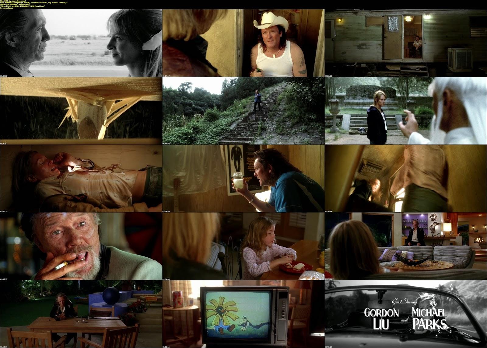 Kill Bill 1 y 2 [2003 y 2004] [BluRayRip 1080p] [Subtitulada