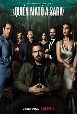 ¿Quién mató a Sara? Poster Temporada 1