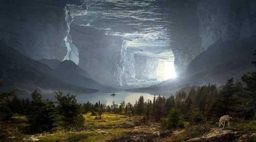 Brazil xuất hiện hang cổ 13.000 năm tuổi không phải do con người làm ra