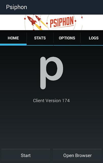 PSIPHON PRO PREMIUM UNLOCKED VERSI 1.7.4