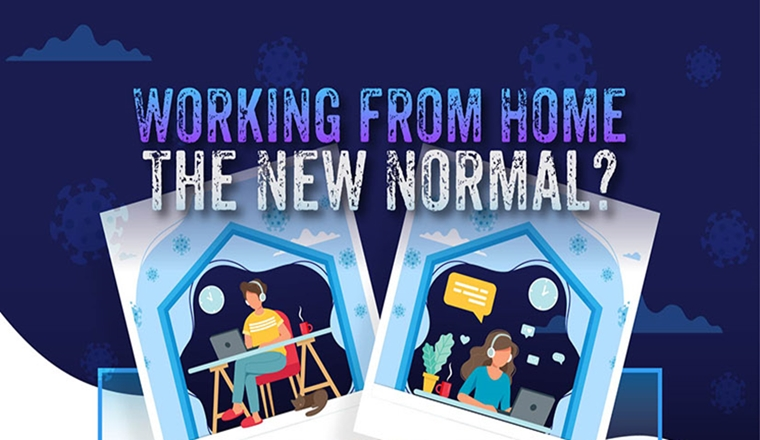 Working From Home the New Normal?