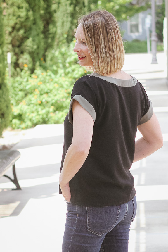 Esma Top by Blank Slate Patterns