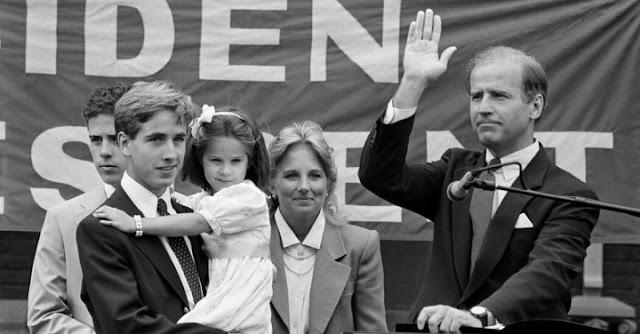 Io, Joe Biden, prometto di mentire, imbrogliare e rubare al popolo americano