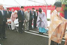 木下大サーカス仙台公演 復興を支援