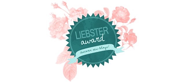 Nominacja do Liebster Blog Award