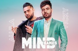 माइंड गेम्स (Mind Games) Vicky Ft. Karan Aujla lyrics in hindi