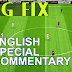 UPDATE! English Special Commentary For PES 2020 Mobile V4.2.0