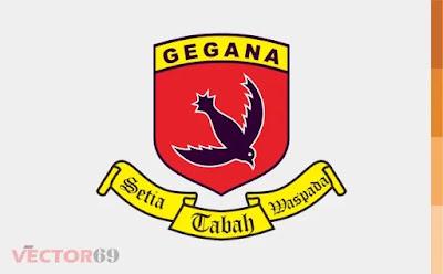 Pasukan Gegana Korps Brimob Polri Logo - Download Vector File AI (Adobe Illustrator)
