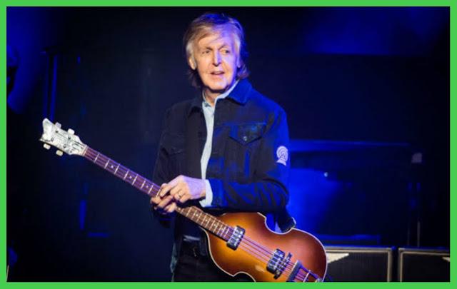 Paul McCartney - List of richest musicians