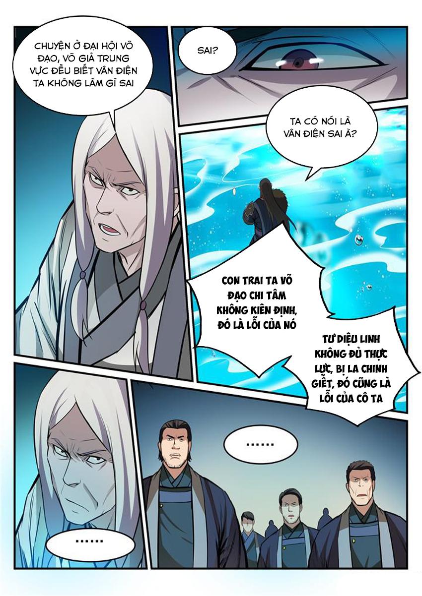 Bách Luyện Thành Thần Chapter 198 trang 7 - CungDocTruyen.com