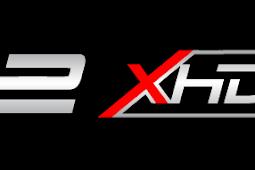 Logo SR 2 XHD Prime Vektor AI