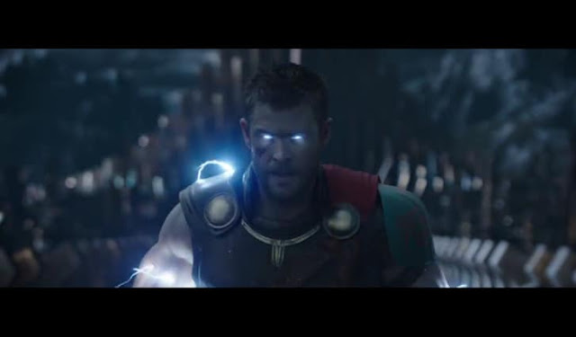 Thor, The God Thunder