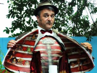 Gran Teatro Dentro – Fausto Barile - 3. Rolo de Papel na Barriga