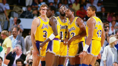 Los Angeles Lakers Juara NBA Terbanyak