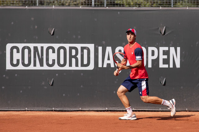 Felipe Meligeni Alves Romênia tênis