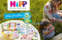 Diventa Tester HIPP Kit Food & Baby Care