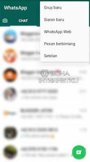 Login Melalui Whatsapp Web 2