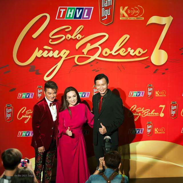 Họp báo chương trình Solo Cùng Bolero mùa thứ 7