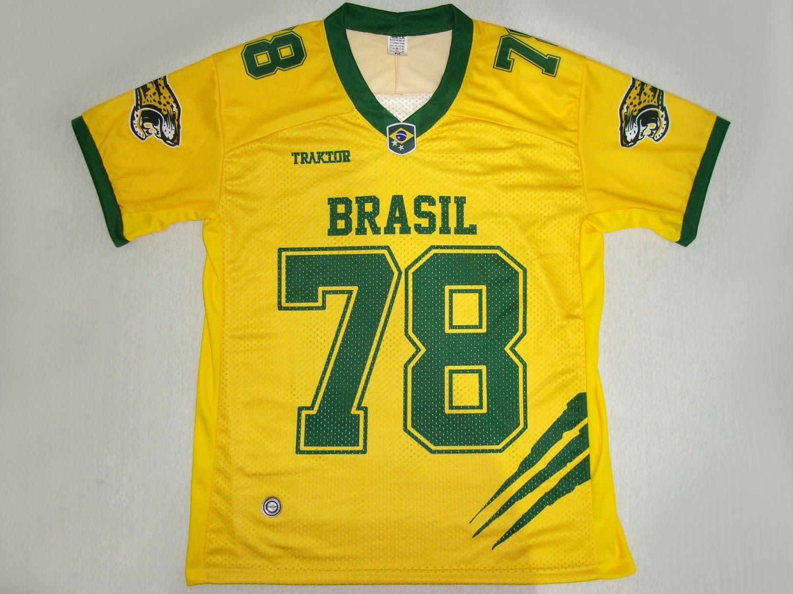 A Seleção Brasileira de Futebol Americano foi surgiu em 2007 e sua  principal conquista foi o título do Campeonato Sul Americano em 2014 9c95ec6827192