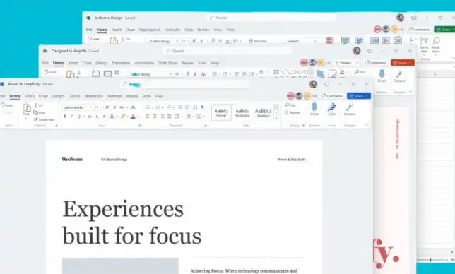 New Design for Microsoft's Office is Revealed, We are in AWE of it!