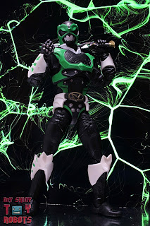 Power Rangers Lightning Collection Psycho Green 02