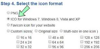 Cara membuat icon folder windows 7