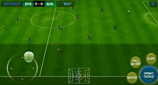 Game FIFA 14 Mod 2020 (Update Klub, Transfer Pemain, Apk Data & Obb New)