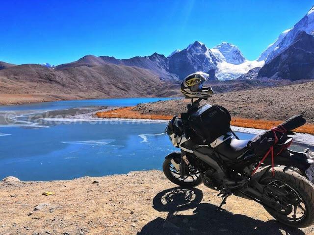 गुरुडोंग्मार झील, सिक्किम