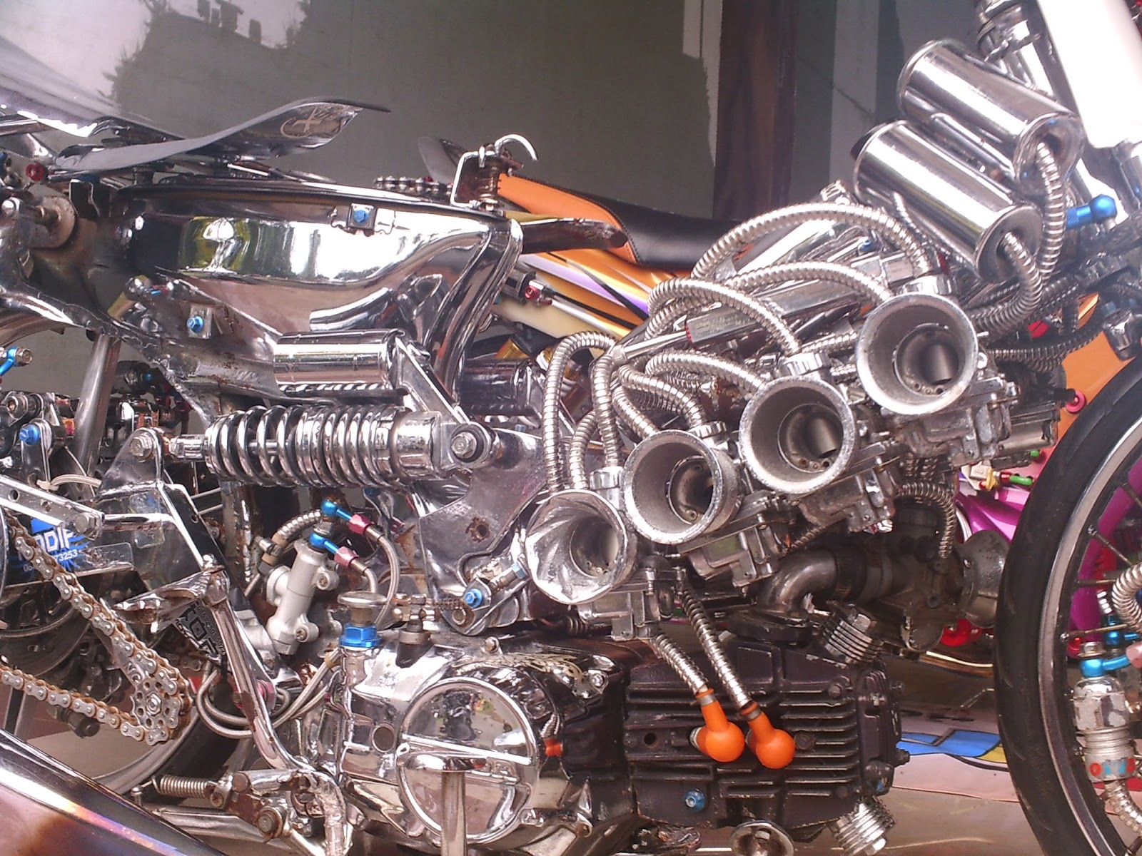 100 Gambar Motor Grand Terlengkap Gubuk Modifikasi
