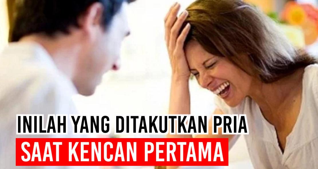 4 Hal Yang Ditakuti Pria Saat Kencan Pertama