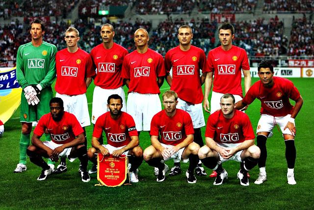 Grandes Times: o Manchester United de 2008