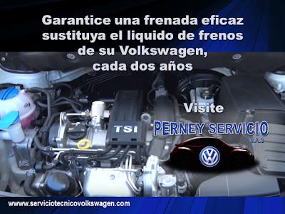 Mantenimiento Frenos Volkswagen