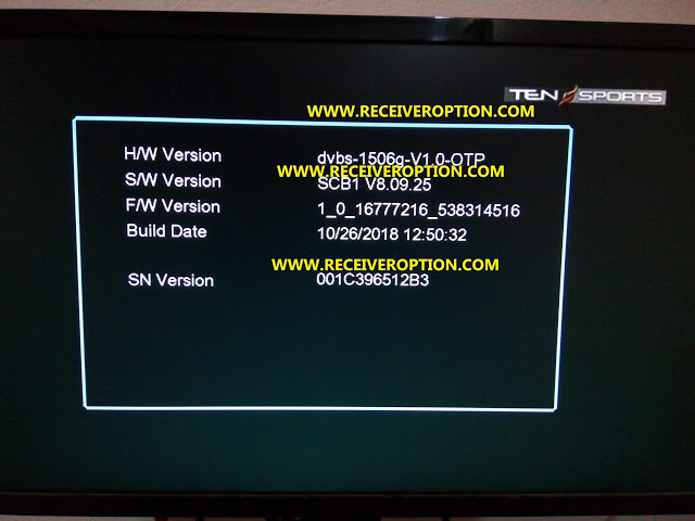 RAPITRON MOXIE+ HD RECEIVER POWERVU KEY NEW SOFTWARE