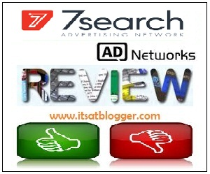 7search Pay Per Click Ad Network Review