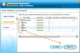 Windows password reset download easily reset windows passwords