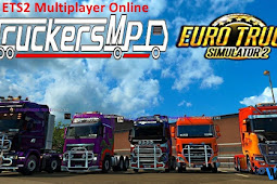 How to Play Games Euro Truck Simulator 2 (ETS2) Multiplayer Online