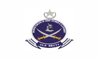 Inspectorate Of Army Stores And Clothing (IAS&C) Jobs 2021 in Pakistan