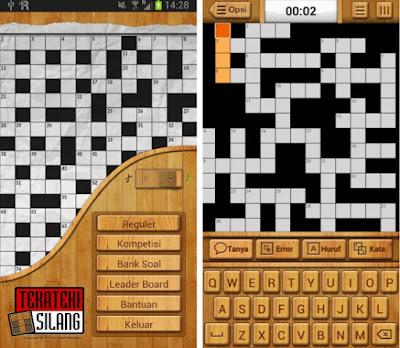 Game teka teki silang android terbaik