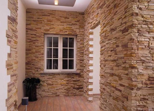 تحويل منزلك إلى حصن دون النظر إليه باستخدام الحجر والطوب
