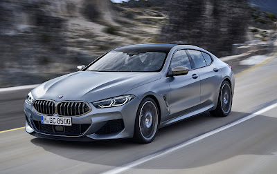 2020 BMW 8 Series Gran Coupe Review, Specs, Price