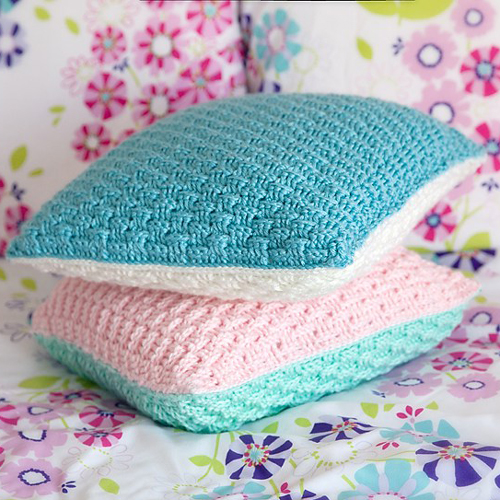 Pillow Cover - Free Pattern