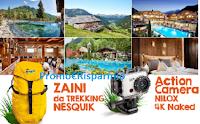 Logo Vinci la natura con Nesquik: ogni giorno 2 zaini da Trakking, 1 Action Cam e non solo!