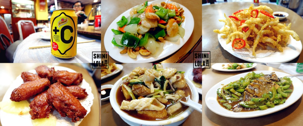 Lunch @ Estabelecimento de Comidas Hong Kei