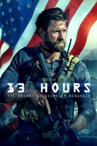 13 Hours- The Secret Soldiers of Benghazi 2016 Hindi English Dual Audio Full Movie 480p