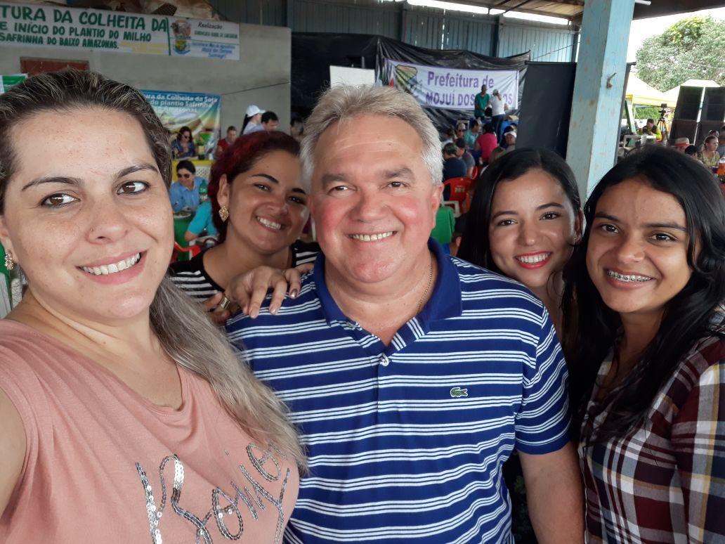 Gestão do prefeito de Mojuí é bem avaliada por mais de 60% da população