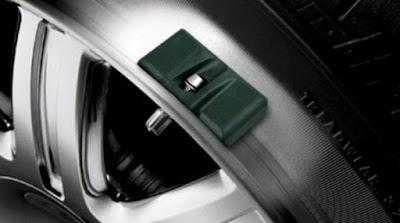 sensor tekanan udara didalam ban